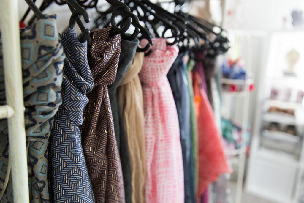 Garderobencheck/Kleiderschrankcheck