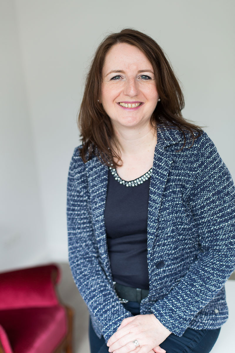 Jeanette Scheuernstuhl Image-Coaching