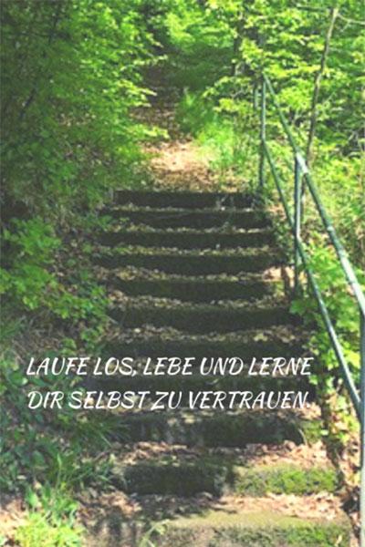 loslassen-Befreit leben und los laufen