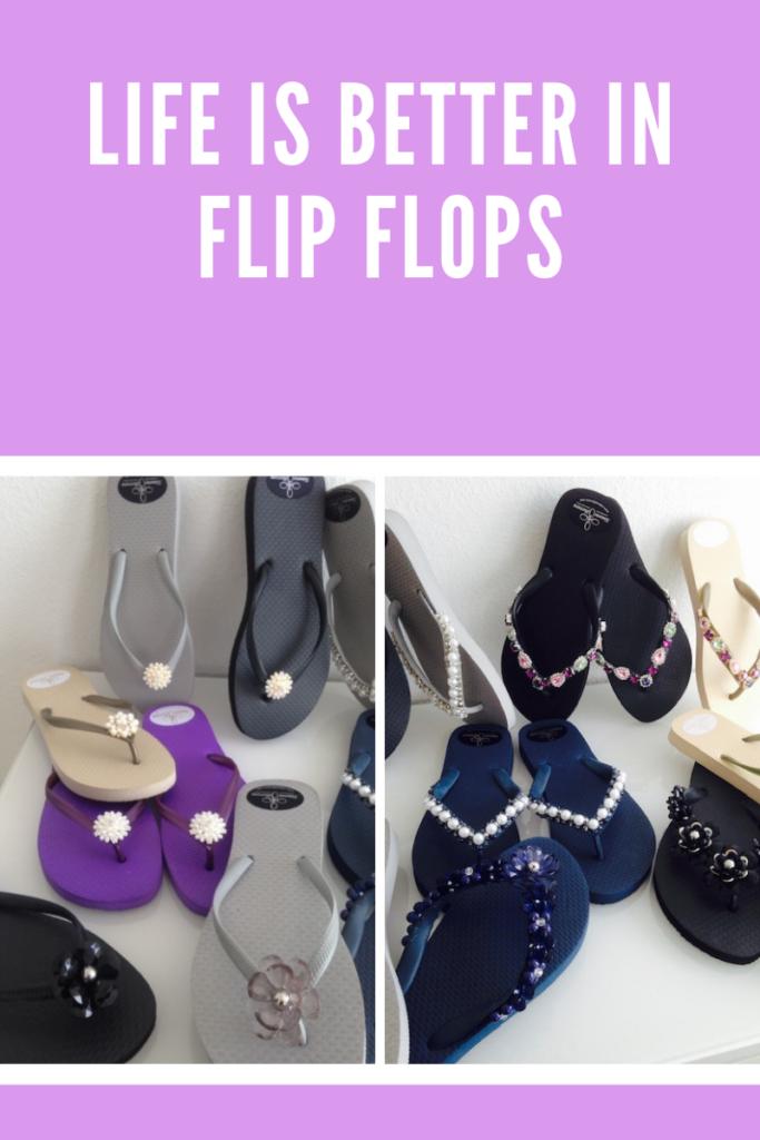 Flip Flops-bademode